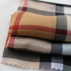 Tencel 100% seda natural y suave tejido llano solo Skin-Friendly Lyocell Tencel 100% tejido camisa