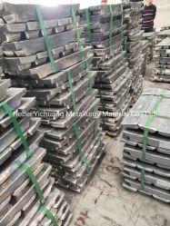 Высокая степень чистоты привести Ingot 99.994%/привести металлические Ingot 99,99