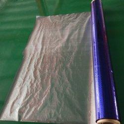 真空によって金属で処理されるペットフィルムの熱絶縁体のフィルム