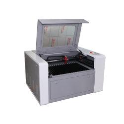 Scherpe Machine van uitstekende kwaliteit van de Laser van de Graveur van Leatherwear van het Koper de Kleine