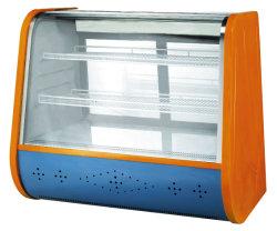 Vetrina di montaggio incoraggiante della torta del lusso (CSZ-1500/CSZ-1200/CSZ-1000)