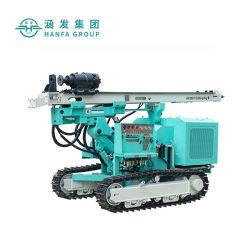 Hf385y 100m hydraulische fotovoltaïsche boormachine met rupsbanden