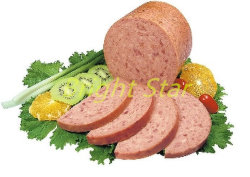 Pain de viande en conserve