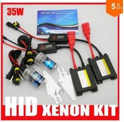 35W 12V большого или тонкий дроссель, с ксеноновыми лампами высокой интенсивности комплекты, газоразрядные лампы высокой интенсивности