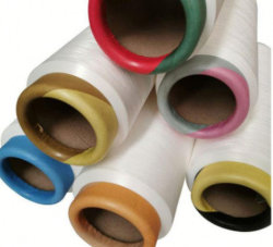 Produtos têxteis T/C a tecelagem e o tricô 65/35 Mesclado Fios