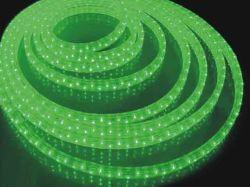 LED à 3 fils plat Rainbow corde lumière