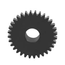 Gli attrezzi di dente cilindrico utilizzati da vendere gli attrezzi di plastica su ordinazione in linea di CNC dell'ingranaggio a cremagliera del cancello di scivolamento per la macchina