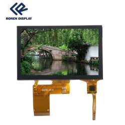 """Modulo LCD TFT Ronen da 4.3"""" 272*480 da 4,3"""" tattile capacitivo Schermo LCD con IC driver Hx8257A"""