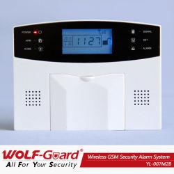 GSM ワイヤレスホームセキュリティアラームシステム - 自動ダイヤル( YL-007M2B )