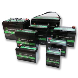 Tiefe der Schleife-12V 12ah 30ah 50ah 60ah 100ah Batterie Lithium-Batterie-des Satz-12.8V 60ah LiFePO4 für Sonnensystem