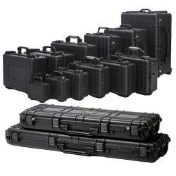 Foamの2019年のニンポーFactory Lightweight Hard Plastic Waterproofshockproof Equipment Carry Tool Case