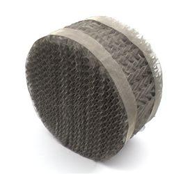 Acero inoxidable 304 316 Metal corrugado de Serigrafía de alambre de embalaje empaque estructurado de berberechos de gasa