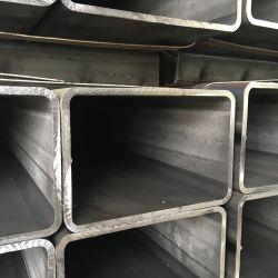 50*50мм мягкой металлической стальной Rhs Shs Ms ВПВ черного квадрата и прямоугольные для скрытых полостей трубопроводы