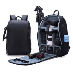 A Sony DSLR Nikon Canon/Saco da fotografia SLR mochila de câmara de viagem impermeável