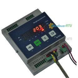 自由な口径測定の産業プロセス制御表示器