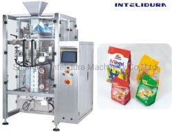 De Machine van de Verpakking van de Zak van de Hoekplaat van de Zak van de Verbinding van de vierling vp-460q voor Melk/Koffie/Cacao/Suikergoed/Koekje/Snack