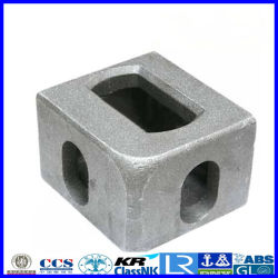 ISO 1161 de Standaard Gietende HoekMontage van de Container
