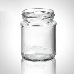 [150مل] مرطبان زجاجيّة/طعام مرطبان/زجاج [كنتينر/58] طرف توصيل/عسل إناء