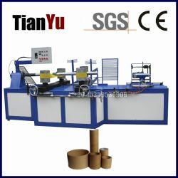 Bilden die automatischen gewundenen Papierhochgeschwindigkeitsgefäße Ty-Cm 200, die Maschine/Papiergefäß-Maschine mit 4D für Gefäß der Plastikfilm-/Band-Gefäß-Making/DTY/Textile herstellen,/Folien-Gefäß
