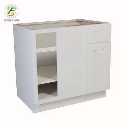 未組立のエスプレッソの広い壁の標準小型の食器棚