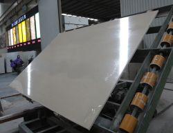 多くのカラー選択3.2m*1.6mの輝きの台所カウンタートップのための人工的な水晶石の平板