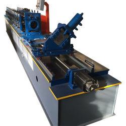 Hydraulischer Ausschnitt-Metalllicht-Kiel-Stahlrolle, die Maschinerie herstellend sich bildet