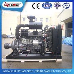 Gekoelde het Water van Ricardo 6126zlg/Elektrische/Aangedreven Dieselmotor/Motor met Koppeling voor de Pomp van het Water