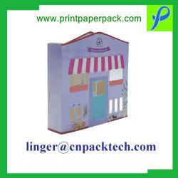 Договорная Откройте картонную коробку малых поля разделены косметический контейнер сюрприз подарок для семьи и друзей