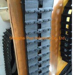 맞춤형 스프로킷 및 지지 휠이 장착된 스노우 모바일/ATV 오프로드 고무 트랙 190 * 64 * 24