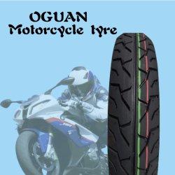 90/90-18ISO 18 بوصة OEM New 6pr Nylon Belt Bias Bias Tire Natural المطاط الطبيعي الثلج الطين نموذج تفريغ الإطار