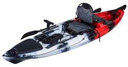 Pesca kayak canoa Single Sit-on Rod Holders sedile paddle Kayak Con Fish Finder