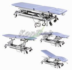 Les trois sections électrique Table de traitement