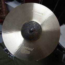 """ドラムセットのためのB20皇帝シリーズ17 """"クラッシュのシンバル"""