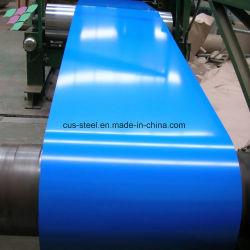Camuflaje PPGI High-Gossy /Imprimir la Hoja de acero galvanizado de polímero de la bobina con
