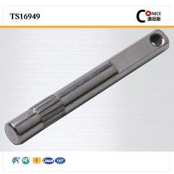 Asta cilindrica su ordine della freccia della fibra del carbonio del fornitore della Cina per gli apparecchi elettrici