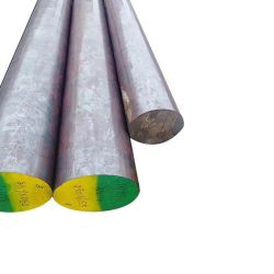 Fabrication de grand diamètre alliage en acier forgé de 4130 en stock à barre ronde