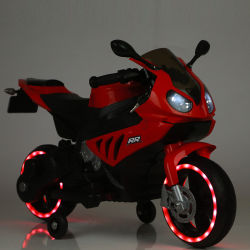 Haute qualité et bon prix bébé 4 roues Electric Motorcycle jouet pour la vente de moto