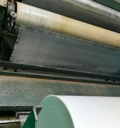 管状のロールスロイスのVciペーパーまたはVciの高められた編まれたファブリックのPP/PEによって編まれるファブリック布フィルムのラミネーション