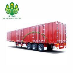 La Chine lumière Van Boîte semi-remorque Remorque de camion semi-remorque
