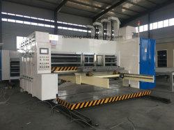 Alta velocidad de impresión engranan Máquina/máquina de Slotter Impresoras Flexo