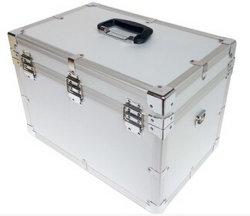 [بيكبك] فنّ تصوير فوتوغرافيّ ألومنيوم [برسسون ينسترومنت] صندوق [ألومينوم لّوي] [توولبوإكس] صامد للصدمات