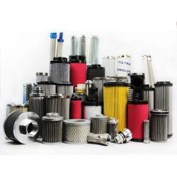 Sustituir el filtro de aceite hidráulico/filtro de aire/Filtro de aceite y filtro hidráulico (F-UM-24A-200W)
