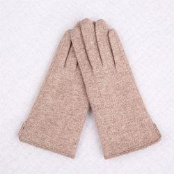 Ecrã táctil de inverno luvas de lã para Mulheres