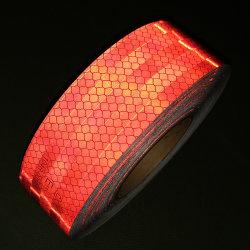 빨간색 ECE R104 승인 사려깊은 물자