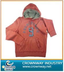 Tirez sur la broderie de mode Sweat-shirt pour hommes (CW-HS-46)