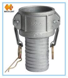 Алюминий эксцентриковым затвором шланг Layflat Layflat штуцер для шланга