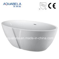 Vasca da bagno senza giunte acrilica della Jacuzzi della vasca della stanza da bagno di nuovo disegno di CE/Cupc (JL654)