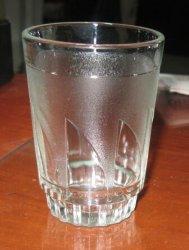 Form-Glastee-Cup-gute Preis-Glaswaren Sdy-Hh0270