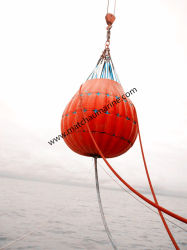 35t Crane Proof Load Testing Water Filled Bag