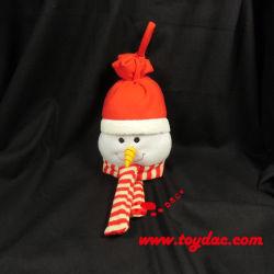 Plüsch-WeihnachtsSchneemann-Puppe-Dekoration